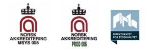 Logos Norsk Akkreditering, Direktoratet for byggkvalitet