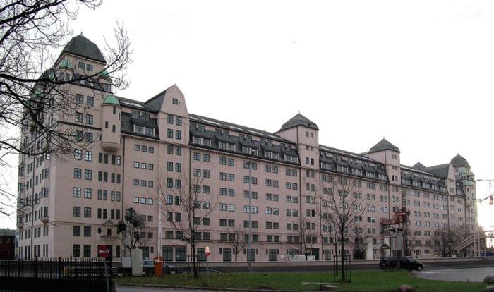 Oslo havnelager fasade