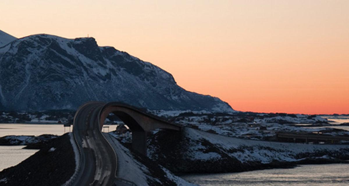 Atlanterhavsveien – Norges vakreste vei i betong