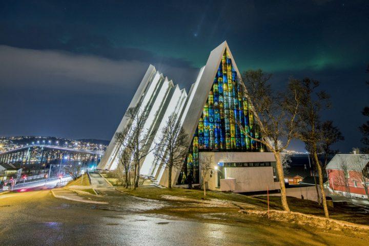 Norske bygg i betong