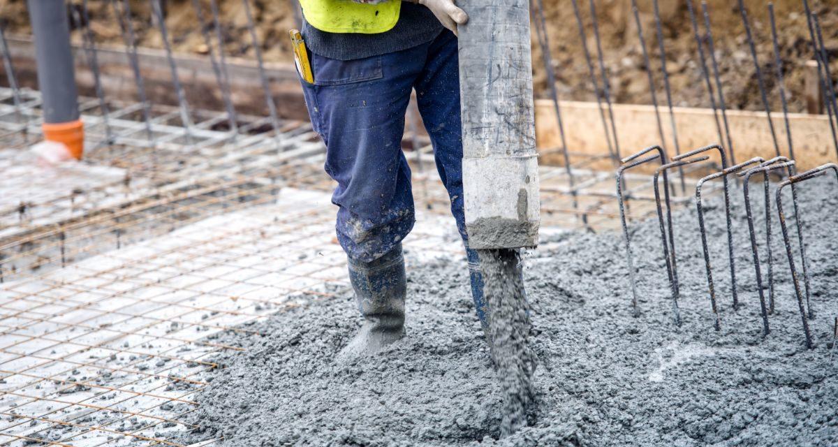 Hva er forskjellen på betong og sement?