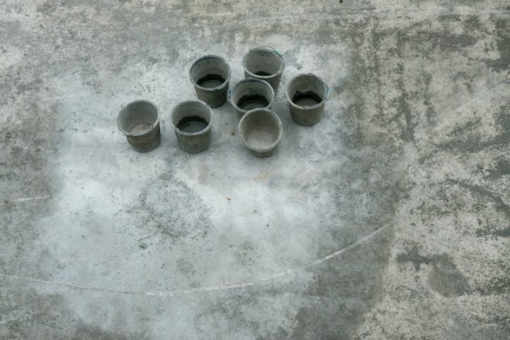 Hvordan blande betong på egen hånd
