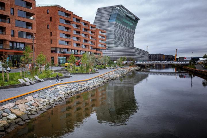 Munchmuseet – fremtidsrettet betong ved vannkanten